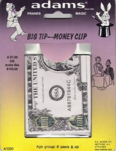 Adams Big Tip Money Clip