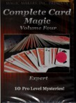 Complete Card Magic – Volume 4
