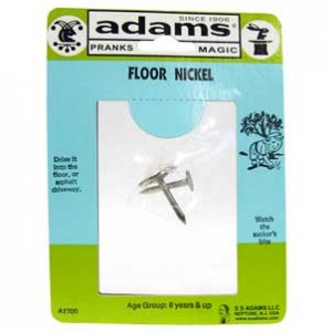Adams Floor Nickel