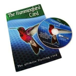 The Hummingbird Card