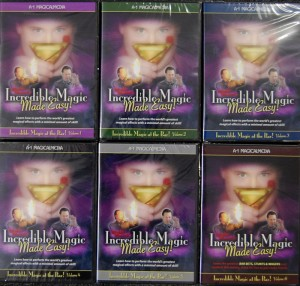 Incredible Magic Made Easy Volumes 1-6