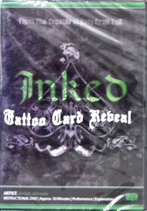 Inked: Tattoo Card Revealed