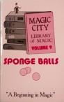 Spongeballs