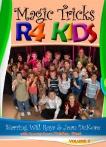 Magic Tricks R4 Kids Vol. 2