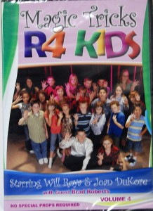 Magic Tricks R4 Kids Vol. 4