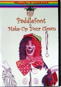 Make-Up Your Clown