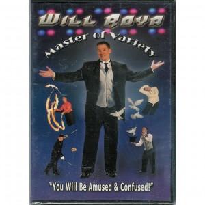 Will Roya: Master of Variety