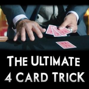 Ultimate 4 Card Trick