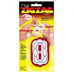 Zig Zag Rope